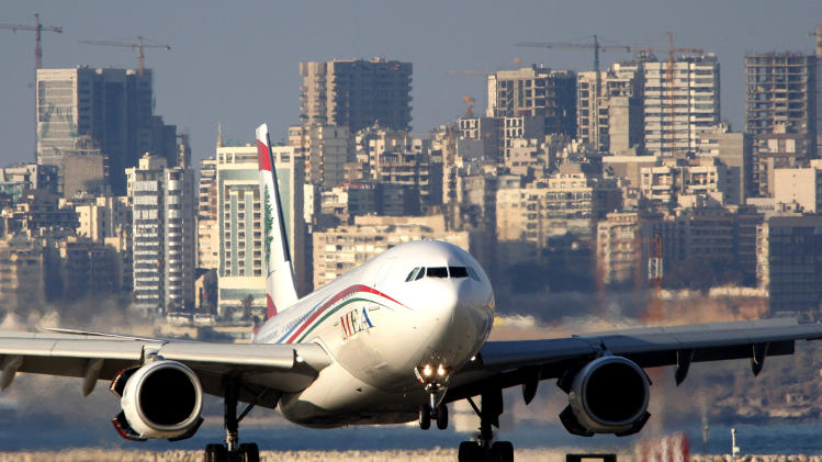 Lebanon airline employee disciplined over remark