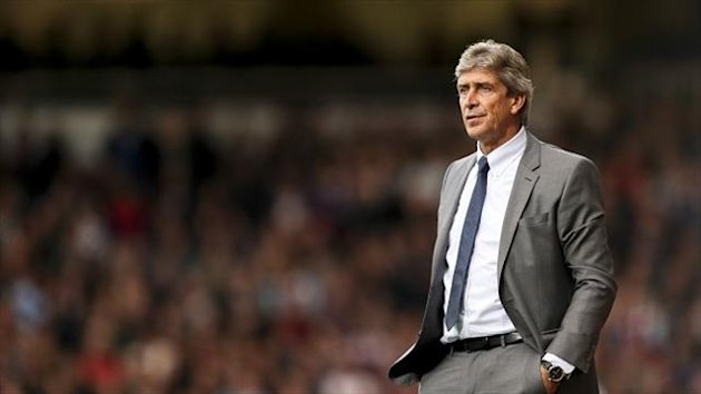 Manchester City manager Manuel Pellegrini has warned CSKA Moscow fans not to racially abuse any of his players (PA Sport)
