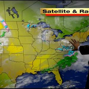Meteorologist Tim Williams Has Your Saturday Evening Weather Forecast
