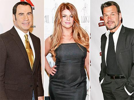 "Kirstie Alley: My Relationships With John Travolta and Patrick Swayze ""Were Not Sexual"""