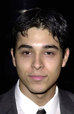 "Premiere: Wilmer Valderrama of ""That 70s Show"" at the Beverly Hills premiere of USA Films' Traffic - 12/14/2000"