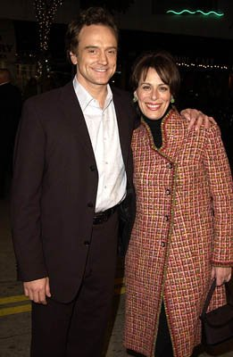 Premiere: Bradley Whitford and Jane Kaczmarek at the LA premiere of Miramax's Kate & Leopold - 12/11/2001