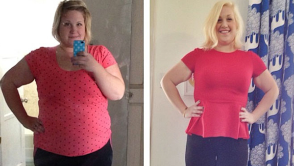 It's Surreal,' Says Utah Woman Who Lost 100 Pounds in One Year | ABC ...