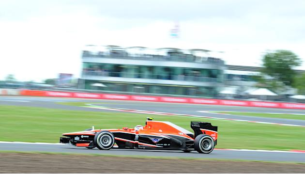 Motor Racing - 2013 Formula One World Championship - British Grand Prix - Practice Day - Silverstone