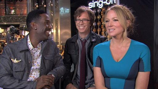 The Sing-Off Judges Interview