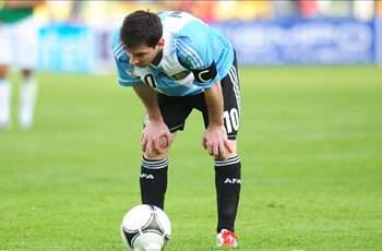 Injured Messi called up to Argentina squad