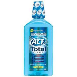 ACT Total Care Anti-Cavity Fluoride