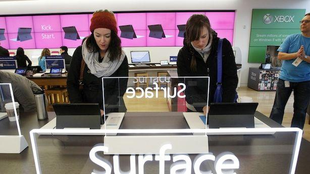 Microsoft Is Betting on a Smaller Surface