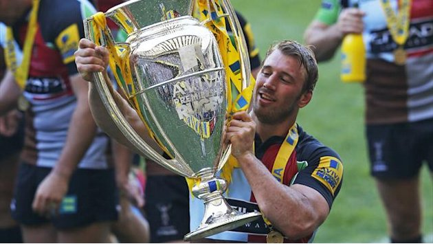 Quins open new season at Twickenham
