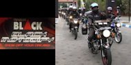 [VIDEO] Konvoi Djarum Black Motodify di Malang