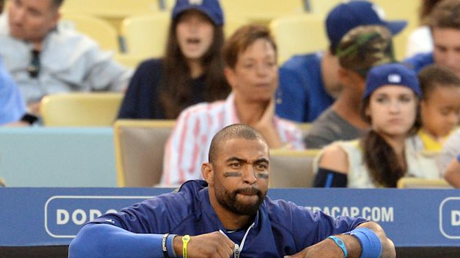 MLB: St. Louis Cardinals at Los Angeles Dodgers