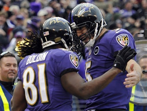 Ravens top Colts 24-9 in AFC wild card