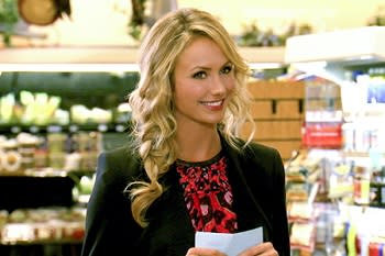 Stacy Keibler's Lifetime Series 'Supermarket Superstar' to Premiere in July