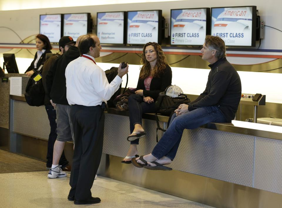What to do if you're stranded by American Airlines