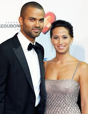 Tony Parker, Fiancee Axelle Francine Expecting Baby Boy