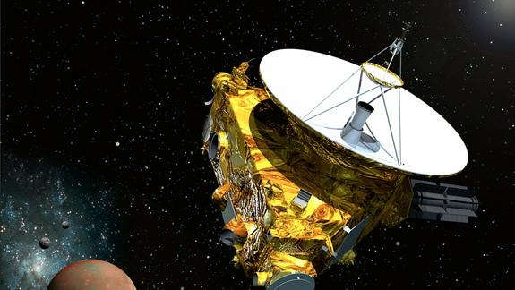 New Horizons Glitch Won't Affect Pluto Flyby, NASA Says