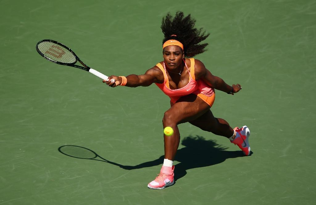 Serena thrashes US teen to advance at Miami