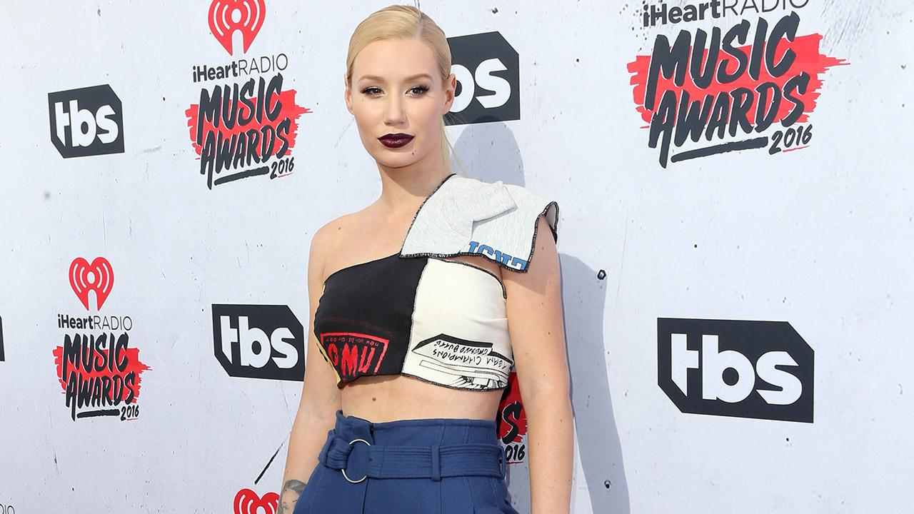 Iggy Azalea Shares Racy Post-Breakup Selfie in Her Undies -- See the Pic!