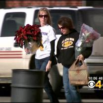 Some Arapahoe High Students Return To Claim Personal Belongings