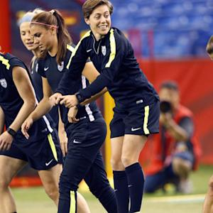 Gottlieb: USA and Germany share hotel at Women's World Cup