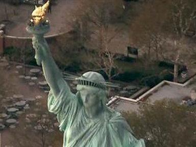 Statue of Liberty to Reopen July 4