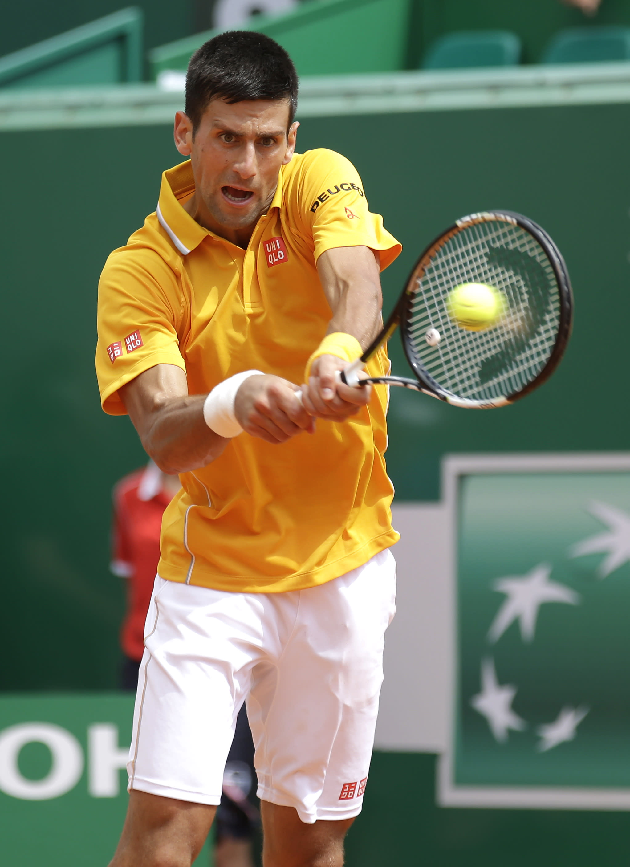Djokovic to face Nadal in Monte Carlo Masters semifinals