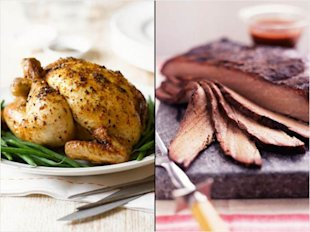 Which Is Worse? Choose the Healthier Holiday Food