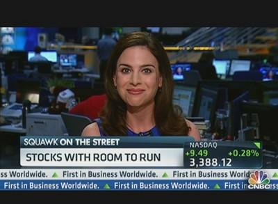 Five Stocks With Room to Run