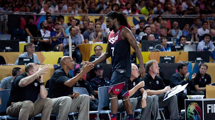 The curious case of Kenneth Faried, Team USA's invaluable break…