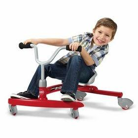 Radio Flyer Ziggle(TM) Provides Kids a Fun New Way to Ride and Get Out and Play