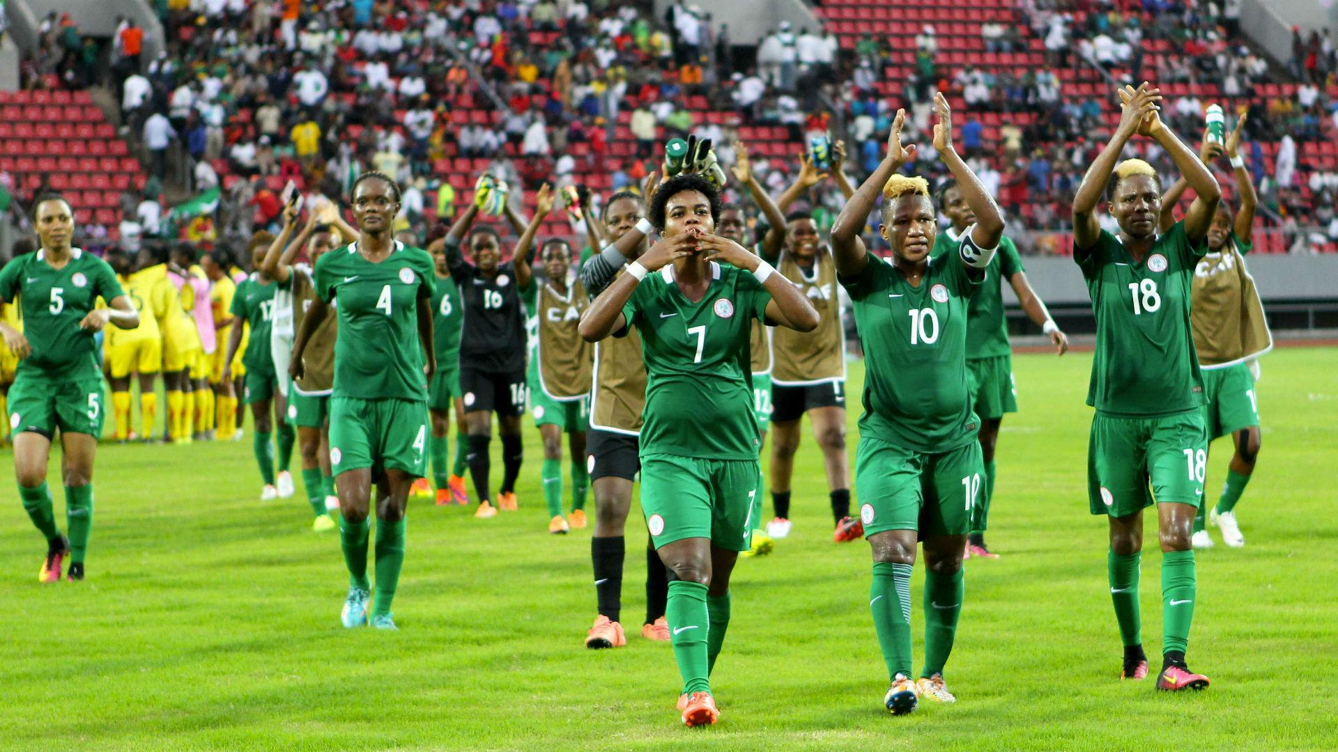 Super Falcons get hostile reception in Yaounde