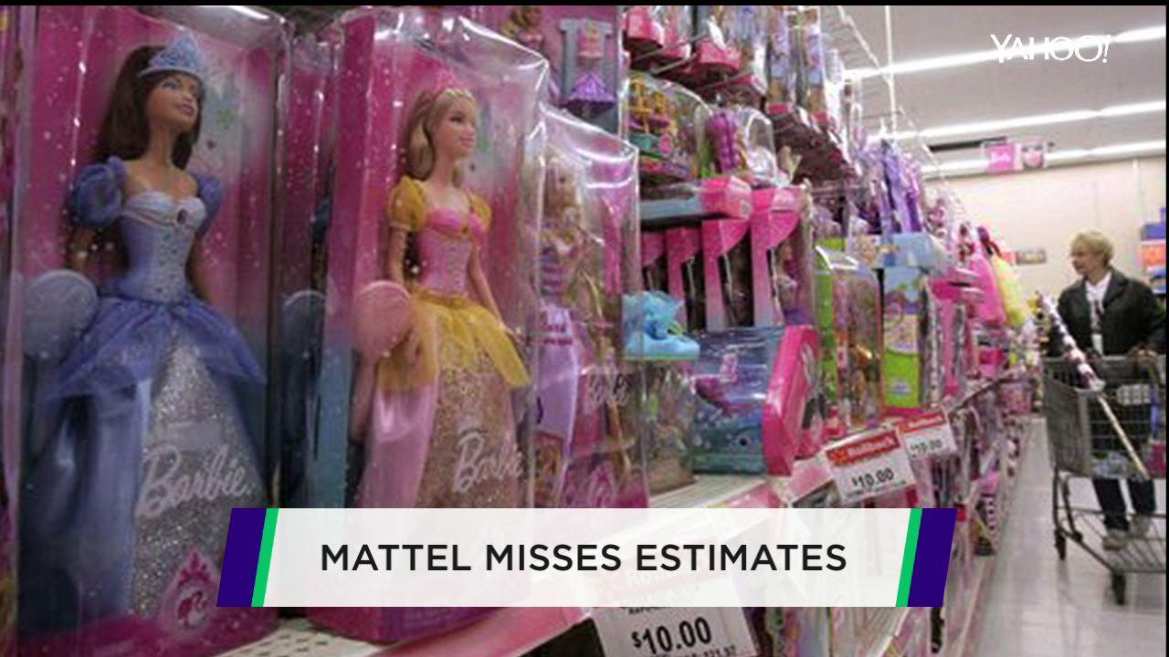 Mattel's Barbie blues; Shake Shack serves up IPO; Amazon delivers