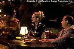 Queen Latifah , Holly Hunter and Danny DeVito in Living Out Loud