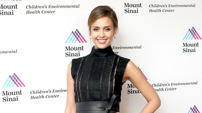 Champion For Children Award Ceremony Honoring Jessica Alba