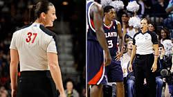 NBA female refs