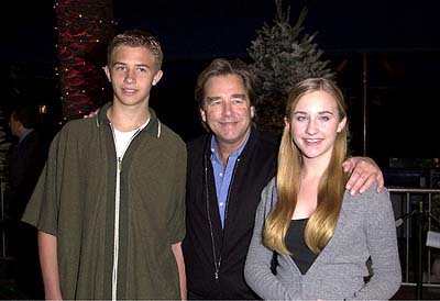 Beau Bridges and his family at the Universal Amphitheatre premiere of Universal's Dr. Seuss' How The Grinch Stole Christmas