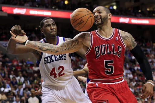 76ers tops Bulls 79-74 in Game 3 for 2-1 lead