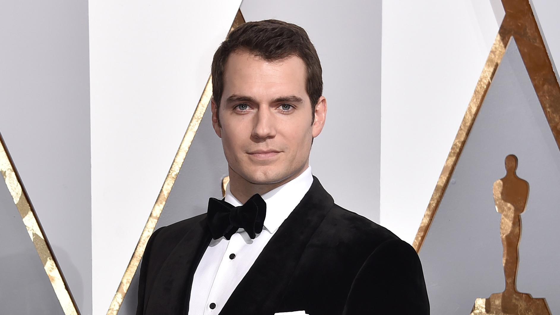 Henry Cavill Ditches Action-Thriller 'Stratton'
