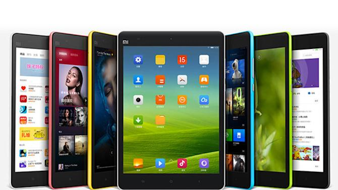 The Xiaomi Mi Pad is a plastic iPad mini for Android lovers