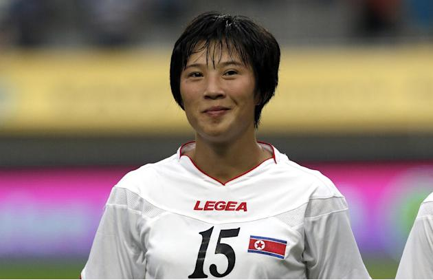 South Korea North Korea Soccer East Asian Cup