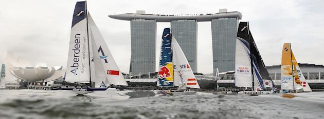 Extreme Sailing Series - Day 1
