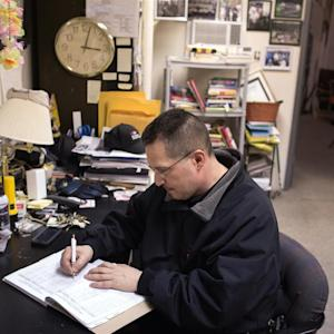 For Flatiron Superintendent, Job is a Labor of Love