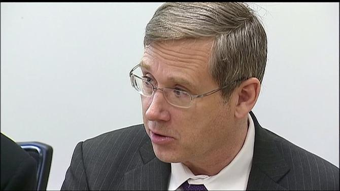 RAW: Sen. Kirk on coming back from stroke