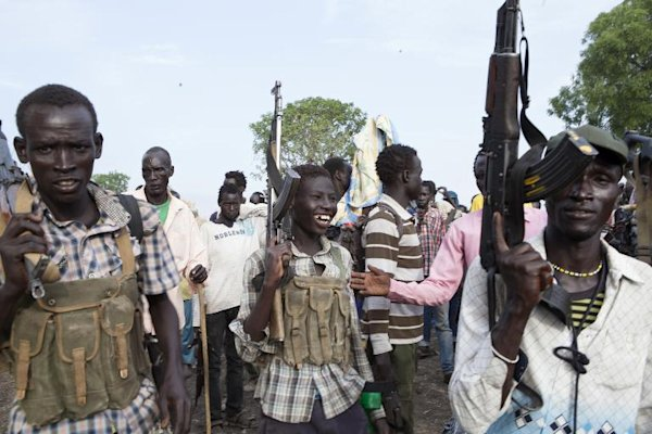 Major international effort seen as crucial to end S.Sudan carnage