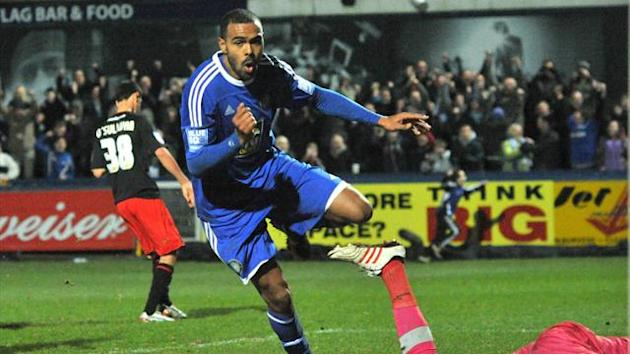 FA Cup - Minnows Macclesfield stun Cardiff