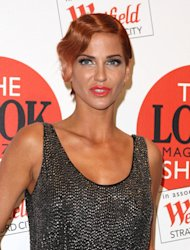 Girls Aloud star Sarah Harding plots solo career