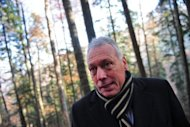 "Romanian Environment Minister Laszlo Borbely in the Charpatian mountains, near Sinca village in Bucharest. Borbely pledged to better protect this ""treasure"", a difficult task in a country still battling to improve its legal system"