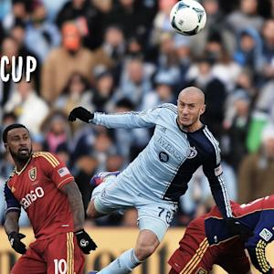 GOAL: Collin's header keeps SKC's title hopes alive