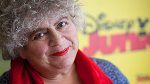 Miriam Margolyes will voice one of the characters in new Disney Junior show Nina Needs To Go