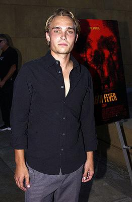 Joey Kern at the LA premiere of Lions Gate's Cabin Fever